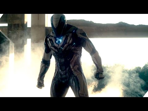 MAX STEEL Official MOVIE Trailer (Super Hero - 2016)