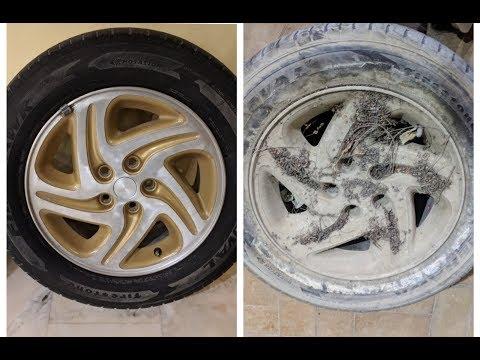 Alloy Wheel RestorationRepair