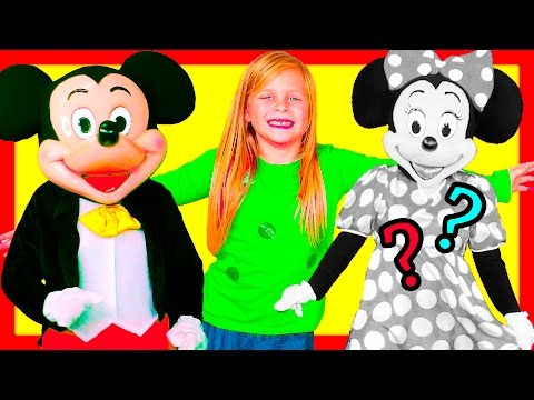 The Assistant Play Mickey Mouse Winter games with Minnie Mouse |