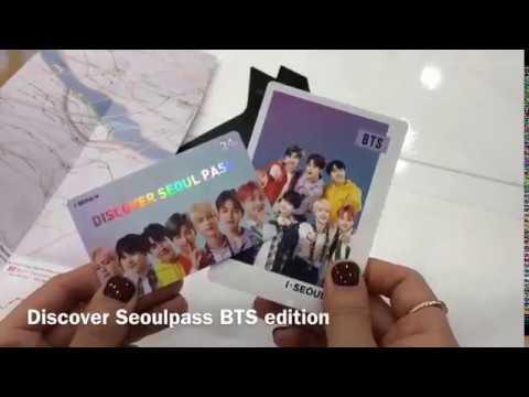 【landy玩韓國】2019韓國旅遊必備:discover-seoul-pass-bts-edition-防彈少年團特別版首爾轉轉卡24小時