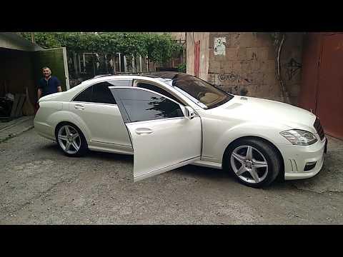 Mersedes S350 Авто из Армении ЦЕНА 20000$