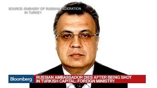 Russia's Ambassador Assassinated in Turkey