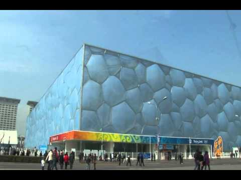 Beijing Travel Guide - Water Cube