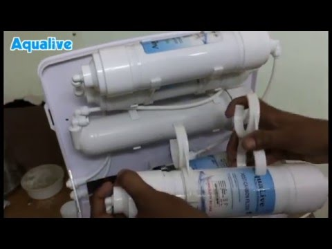 How to Assemble Water Purifier by Kent Authorized Technician (RO+UV Water Purifier)