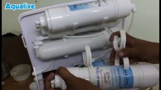 How to Assemble Water Purifier by Kent Authorized Technician (RO+UV Water Purifier)(Assemble your own R.O Understand how RO+UV Water Purifier Works. How to assemble all filters. This video was shoot in aqualive Water Purifier Systems ..., 2016-03-14T17:30:34.000Z)