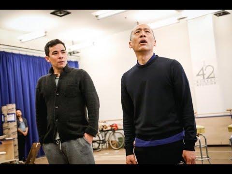 Conrad Ricamora & Francis Jue  Soft Power: A Play With A Musical