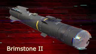 Ракеты Brimstone для Украины из Британии будут сверхзвуковыми  Дальностью 60+ км и скорсотью 450 м/с