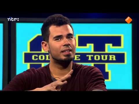 College Tour - Afrojack