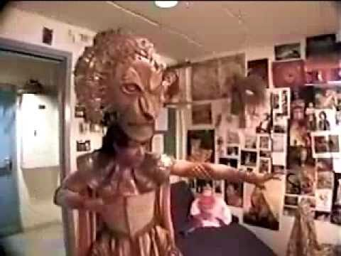 Julie Taymor Talks About The Costume Design For The Lion King Broadway Musical Youtube