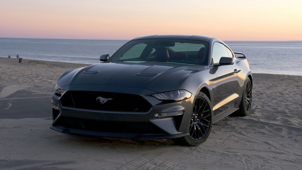 2018 Ford Mustang EcoBoost Coupe / V8 Coupe / V8 Convertible - YouTube