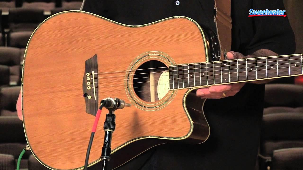 washburn wdflb28sce forrest lee bender acoustic electric guitar demo sweetwater sound youtube. Black Bedroom Furniture Sets. Home Design Ideas