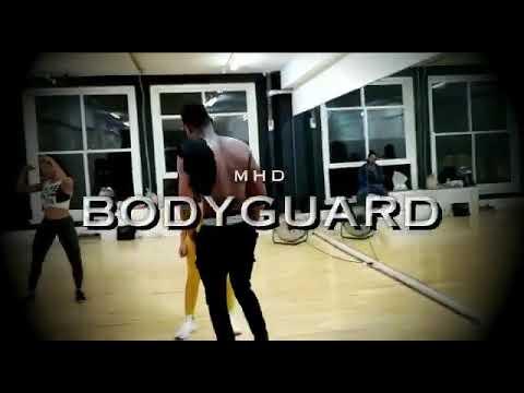 mhd body guard chorégraphie