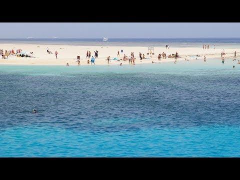Egypt Safaga - trip to Utopia island