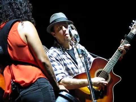 Jason Mraz with Raining Jane @ Carré theatre, Amsterdam - Acoustic