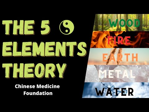 The 5 Element Theory