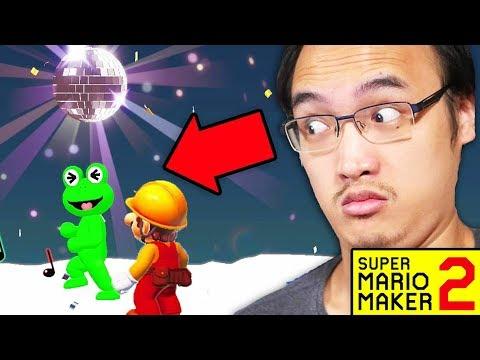 LE PERSONNAGE LE PLUS FOU DU JEU ! | Super Mario Maker 2 (Mode Histoire #21 - FIN)