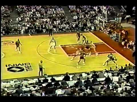Jordan vs Wilkins: 1992/93 Regular Season Series Duel (4 Games)