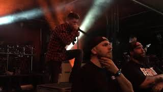 "Whitechapel- ""Hate Creation"" live 4-20-2019 at Reverb Reading Pa"