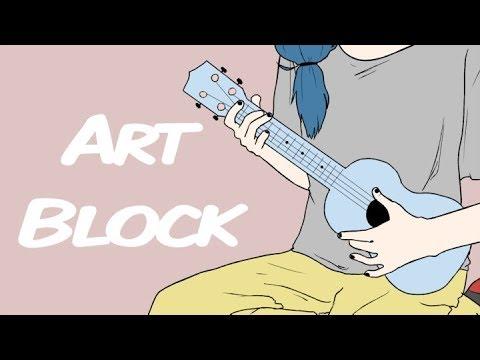 【Hatsune Miku English】Art Block【Original Vocaloid Song】