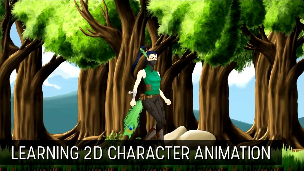 Gamasutra: Frances Sierra's Blog - Character Animation 101: Creating