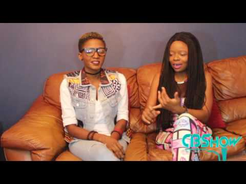Ebangha Njang on the Crystal Beauty Show
