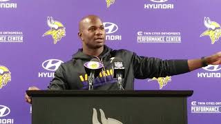 Terence Newman discusses his transition to coaching