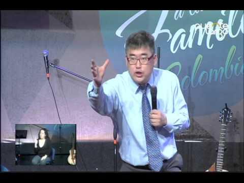 Los heroes de la Fe, pastor Kim Sung Hwan
