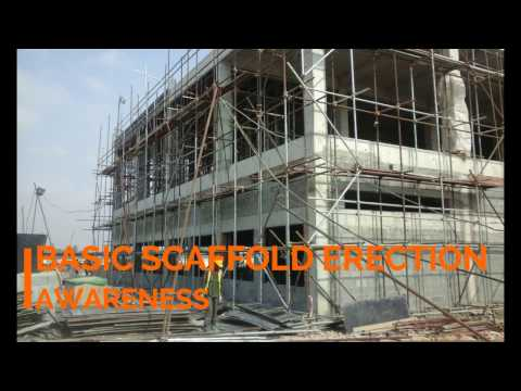 Basic Scaffolding Erection Procedure