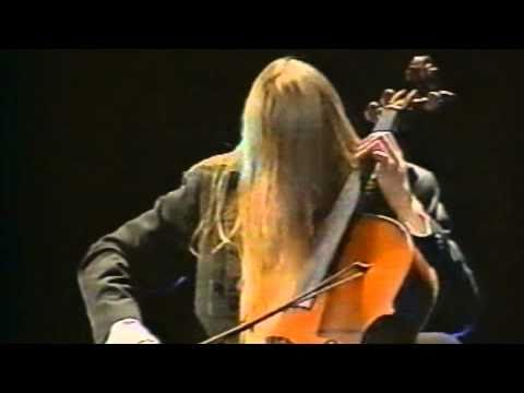 Apocalyptica - South of Heaven [Live in Sofia 1999][Antero Gets nuts while playing o^o] Slayer Cover