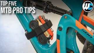 Top 5 MTB Tips & Tricks (EWS Approved!)