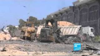 Libya - Rebel-held Misrata under siege from Gaddafi forces