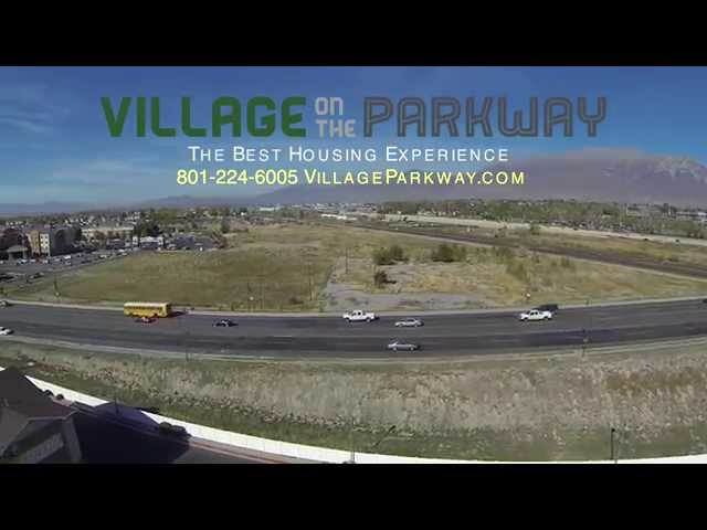 Village on the Parkway Orem video tour cover