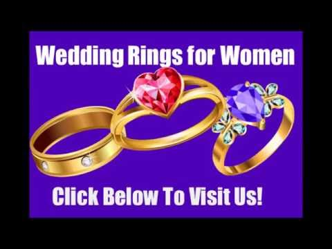 Marvelous Women's Wedding Rings
