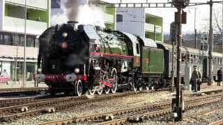 [HD] SNCF Mikado 141.R.1244 --- Steam Adventure Tours Mikado-Schnellzug