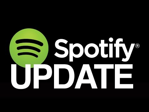 Spotify app how to Update - iPhone iPad iPod iOS app store