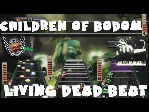 Children of Bodom - Living Dead Beat - Guitar Hero Warriors of Rock DLC Expert+ (February 8th, 2011)