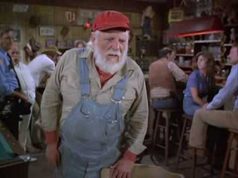 "Dukes of Hazzard - ""Ghost of the General Lee"" Roscoe Sad Scene 2"