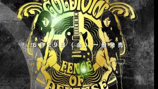 FENCE OF DEFENSEのNEW ALBUM『GOLDIVIN』 2012年6月29日一般発売決定!...