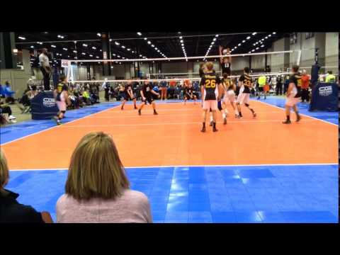 Luis Zavala #34 Volleyball Highlights McCormick Place 2017