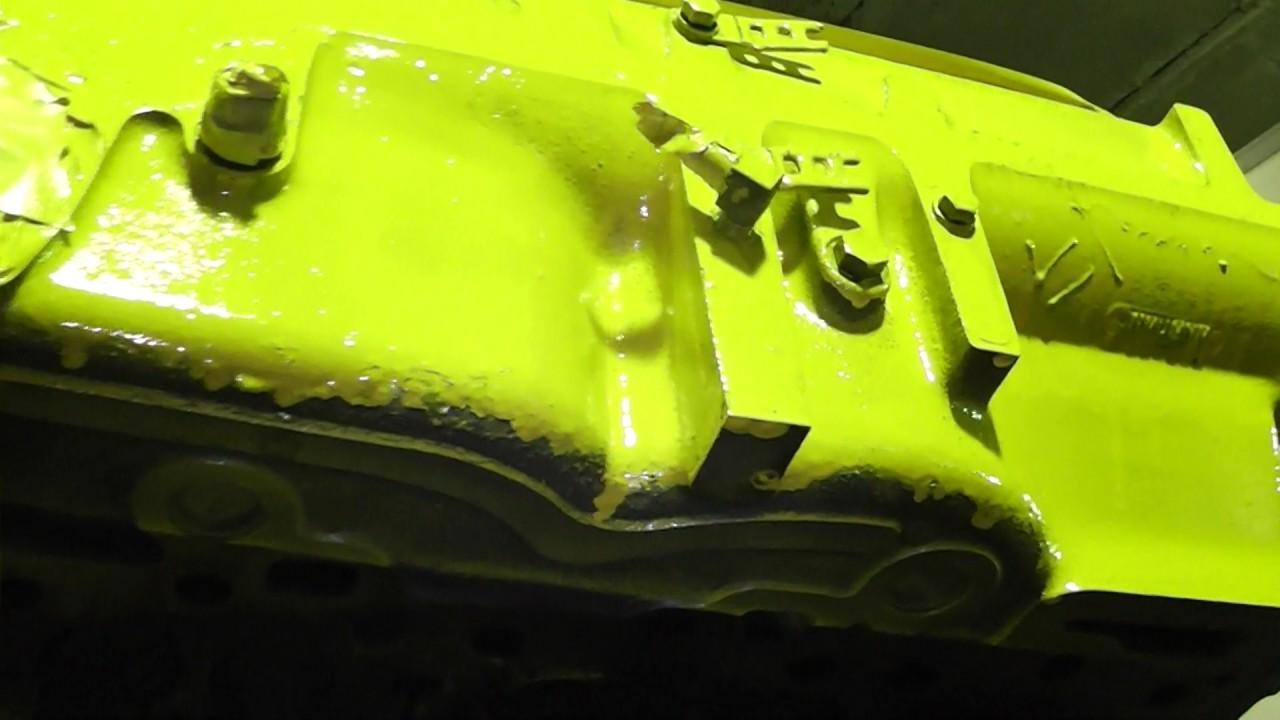 #27. Капитальный ремонт двигателя caterpillar c15. Сборка.