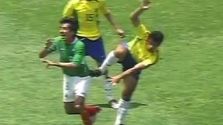 Mexico vs Brasil Copa Oro 2003 Final Gold Cup
