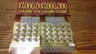 THE $7,000,000 GOLDEN TICKET NY lottery part #2