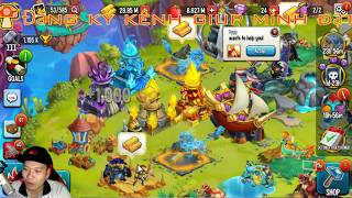 ✔️ Rap Bình Luận Monster Legends Game Mobiles Android Ios HNT Channel New 130