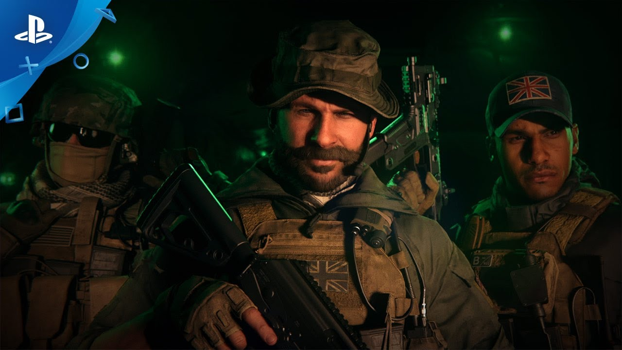 Call of Duty: Modern Warfare - The Story So Far...