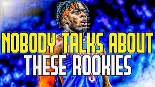 UNDERRATED NBA ROOKIES THAT NO ONE TALKS ABOUT?!?!