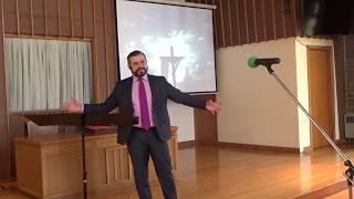 2018-04-22 Виталий Шелемба: Библейский взгляд на магию, волшебство, гадание, и пр.