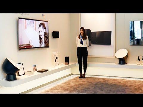 OLED, камеры и лучшие новинки Panasonic 2018