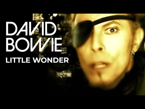 Смотреть клип David Bowie - Little Wonder