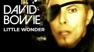 David Bowie - Little Wonder (Official Video)