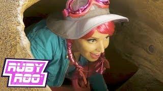 Ruby Roo - RUBY GOES UNDERGROUND | Kids Learning | Sandaroo Kids Videos | Kids Games